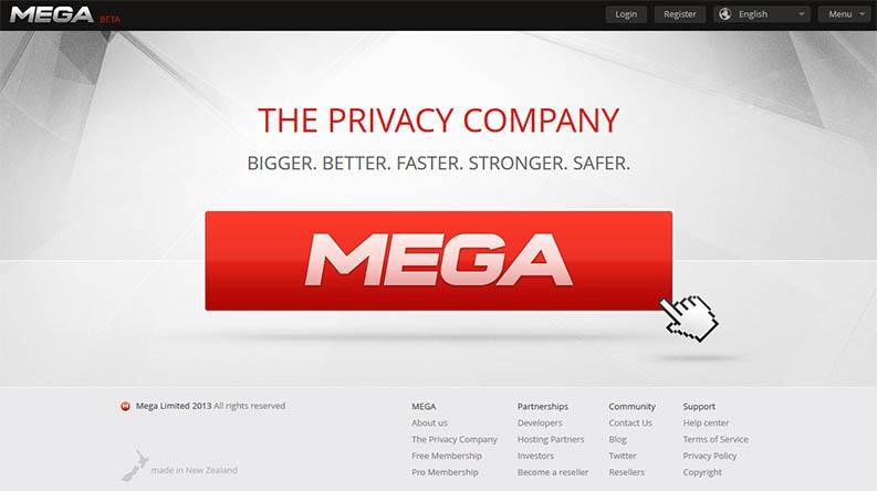 Scoperto un codice malevolo nell'estensione Chrome Mega.nz