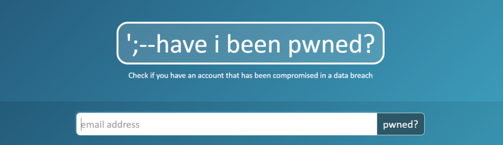 ihavebeenpwned collection#1
