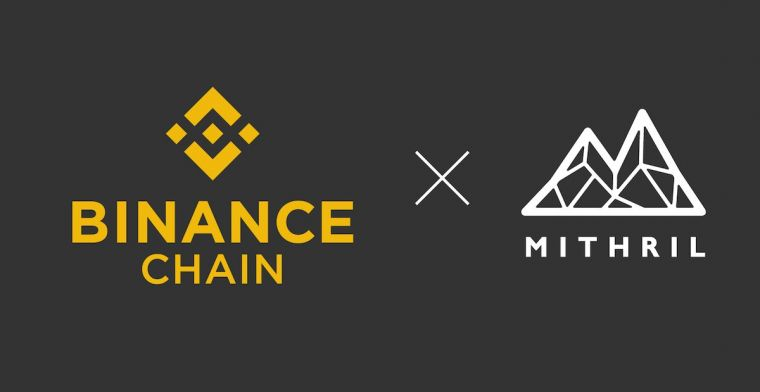 binance mithril