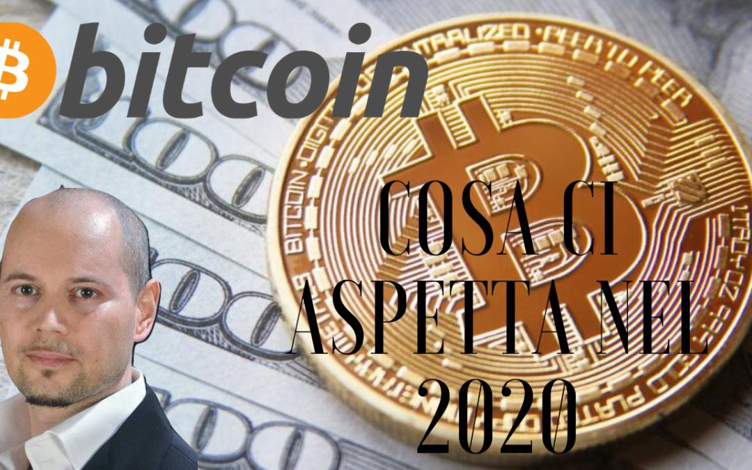 Bitcoin, è tempo di bilanci: cosa ci aspetta nel 2020?